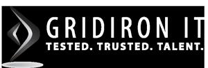 GRIDIRON IT Logo